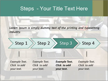 Set up table PowerPoint Template - Slide 4