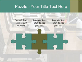 Set up table PowerPoint Template - Slide 42