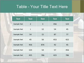 Set up table PowerPoint Templates - Slide 55