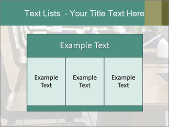 Set up table PowerPoint Template - Slide 59