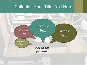 Set up table PowerPoint Template - Slide 73