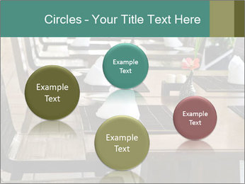 Set up table PowerPoint Template - Slide 77