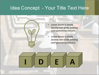 Set up table PowerPoint Template - Slide 80
