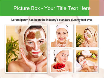 Natural homemade masks PowerPoint Templates - Slide 19