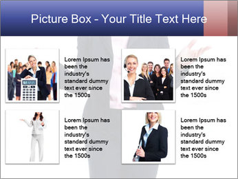 Executive business woman PowerPoint Template - Slide 14