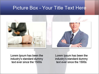 Executive business woman PowerPoint Template - Slide 18
