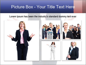 Executive business woman PowerPoint Template - Slide 19