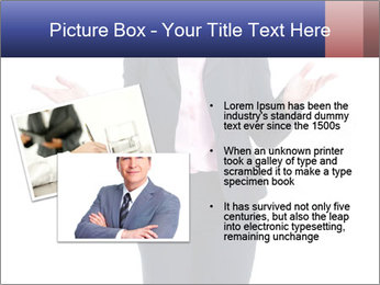 Executive business woman PowerPoint Template - Slide 20