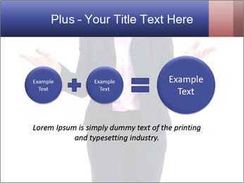 Executive business woman PowerPoint Template - Slide 75