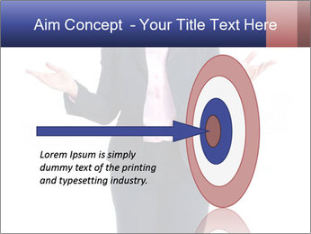 Executive business woman PowerPoint Template - Slide 83