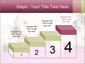 Labrador retriever puppies PowerPoint Templates - Slide 64