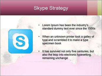 Labrador retriever puppies PowerPoint Templates - Slide 8