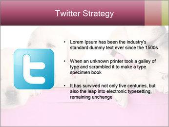 Labrador retriever puppies PowerPoint Template - Slide 9