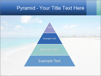 The white sands of secluded PowerPoint Template - Slide 30