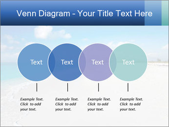 The white sands of secluded PowerPoint Template - Slide 32