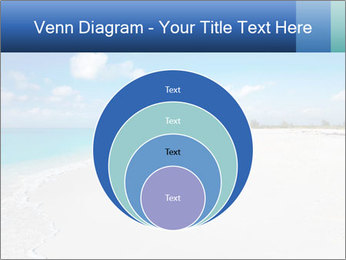 The white sands of secluded PowerPoint Template - Slide 34