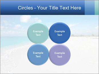 The white sands of secluded PowerPoint Template - Slide 38