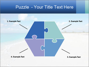 The white sands of secluded PowerPoint Template - Slide 40