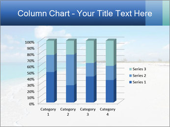 The white sands of secluded PowerPoint Template - Slide 50