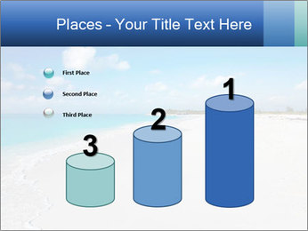 The white sands of secluded PowerPoint Template - Slide 65
