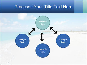 The white sands of secluded PowerPoint Template - Slide 91