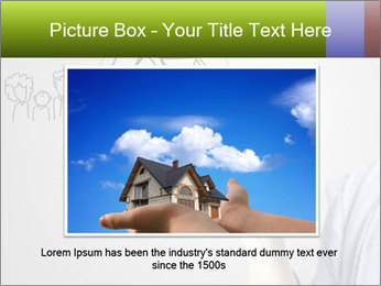 Hand drawing house PowerPoint Template - Slide 16