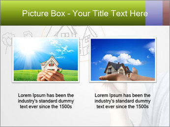 Hand drawing house PowerPoint Template - Slide 18