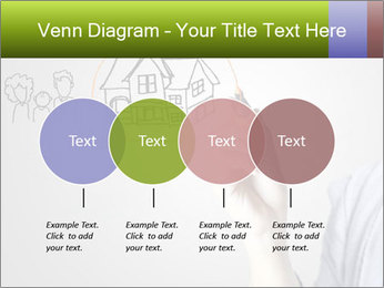 Hand drawing house PowerPoint Template - Slide 32