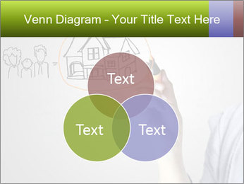 Hand drawing house PowerPoint Template - Slide 33