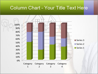Hand drawing house PowerPoint Template - Slide 50