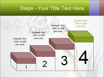 Hand drawing house PowerPoint Template - Slide 64