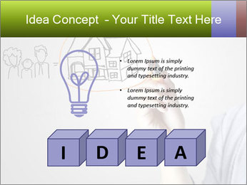 Hand drawing house PowerPoint Template - Slide 80