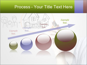 Hand drawing house PowerPoint Template - Slide 87