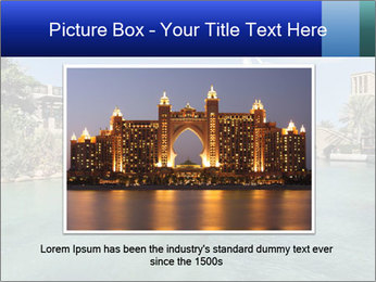 View of  Dubai PowerPoint Templates - Slide 15