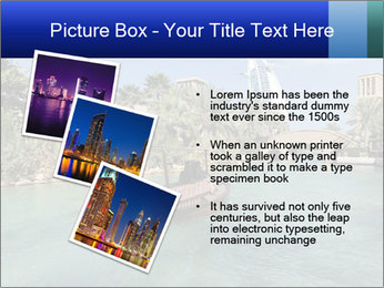 View of  Dubai PowerPoint Templates - Slide 17