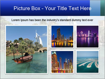 View of  Dubai PowerPoint Templates - Slide 19