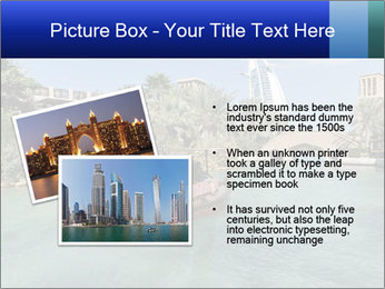 View of  Dubai PowerPoint Templates - Slide 20