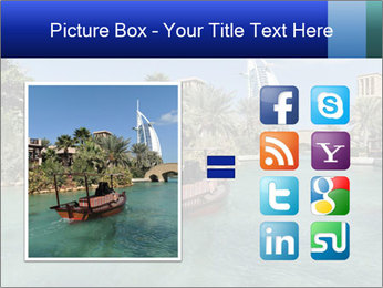 View of  Dubai PowerPoint Templates - Slide 21