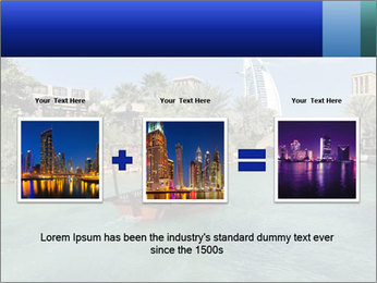 View of  Dubai PowerPoint Templates - Slide 22