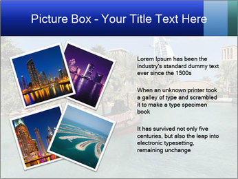 View of  Dubai PowerPoint Templates - Slide 23