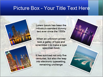 View of  Dubai PowerPoint Templates - Slide 24
