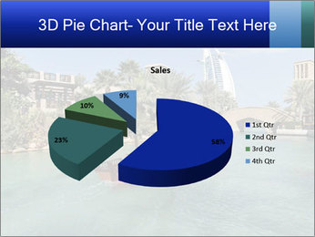 View of  Dubai PowerPoint Templates - Slide 35