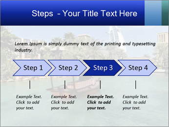 View of  Dubai PowerPoint Templates - Slide 4