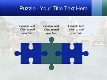 View of  Dubai PowerPoint Templates - Slide 42