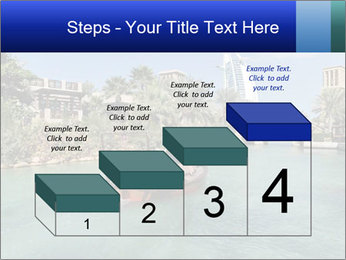 View of  Dubai PowerPoint Templates - Slide 64