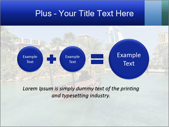 View of  Dubai PowerPoint Templates - Slide 75