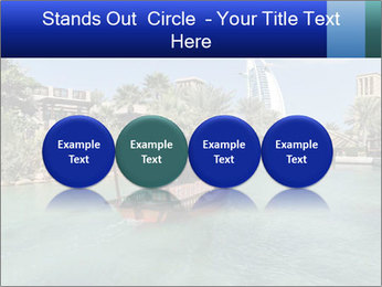 View of  Dubai PowerPoint Templates - Slide 76