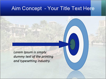View of  Dubai PowerPoint Templates - Slide 83