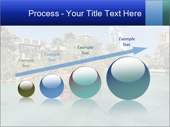 View of  Dubai PowerPoint Templates - Slide 87