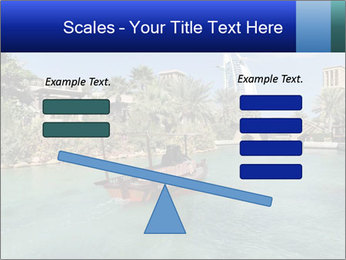 View of  Dubai PowerPoint Templates - Slide 89